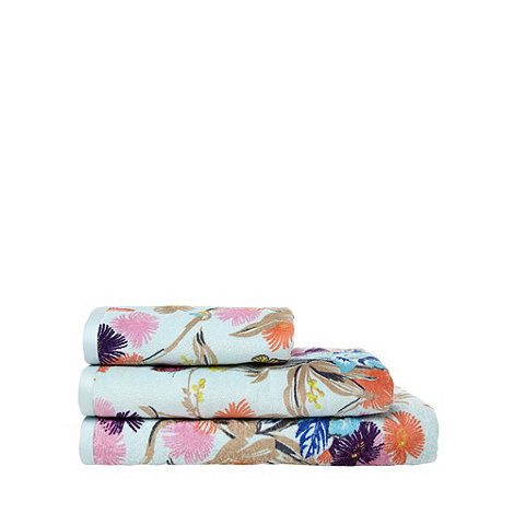 Butterfly Home by Matthew Williamson - Multi-coloured 'Hummingbird' cotton towels