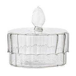 Butterfly Home by Matthew Williamson - Small glass lidded container
