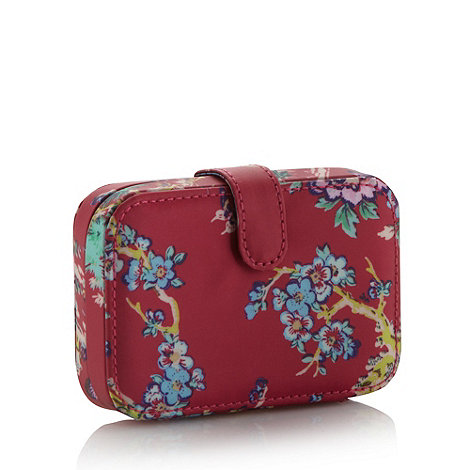 Butterfly Home by Matthew Williamson - Designer pink blossom printed manicure set