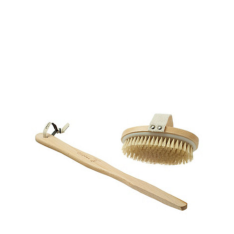 Hydrea London - Natural Bristle body brush