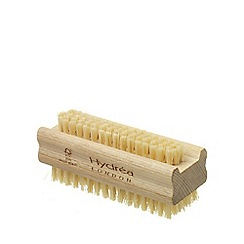 Hydrea London - Extra tough Beechwood & Cactus Bristle Nail Brush