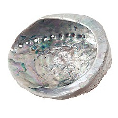Hydrea London - Decorative shell soap dish