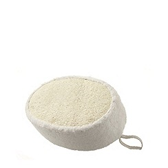 Hydrea London - Natural bamboo and loofah sponge
