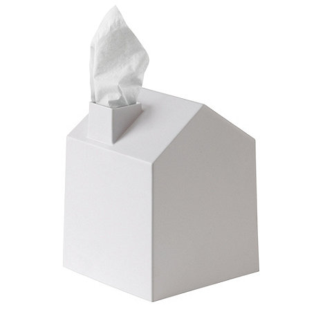 Umbra - White house tissue box