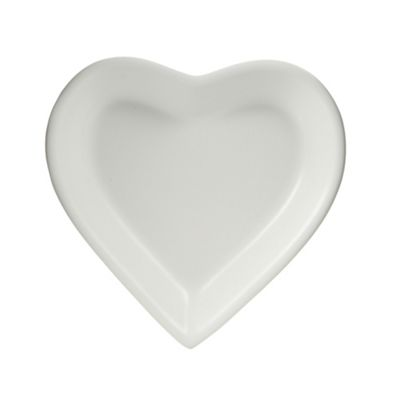 At home with Ashley Thomas Ceramic heart shaped - . -