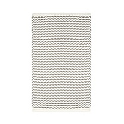 Debenhams - Grey woven striped bathmat