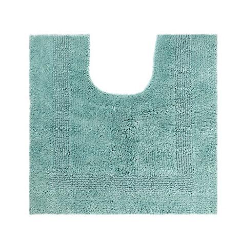 Home Collection - Aqua reversible pedestal mat