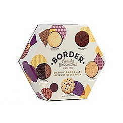 Border Biscuits - Classic Chocolate Selection - 500g