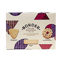 Border Biscuits - Shortbread Selection 500g