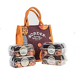 Border Biscuits - Chocolate Gingers Jute Bag