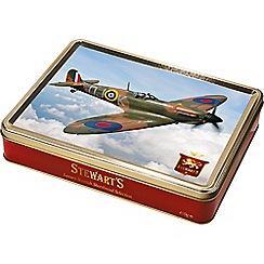 Stewarts - Spitfire - Shortbread Tin - 400g