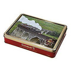 Stewarts - Jacobite Train - Shortbread Tin - 400g