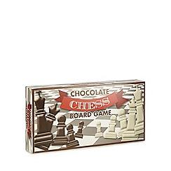 Debenhams - Chocolate Chess Board Game - 160g