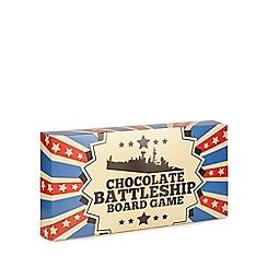Debenhams - Chocolate Battleships Board Game - 144g