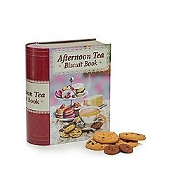 Debenhams - Afternoon Tea Biscuit Book - 400g