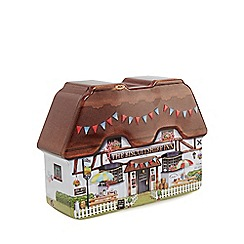 Debenhams - The Biscuit shire Inn' Biscuit Tin - 400g