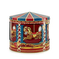 Debenhams - Carousel Biscuit Tin - 450g