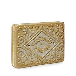 Peak Bisc Tins - Custard Cream