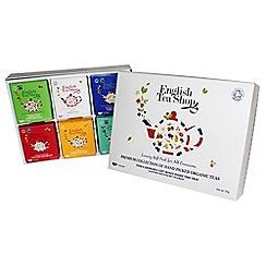 English Tea Shop - Organic Teas Selection 48 - 92g