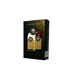 Lyme Bay - Lyme Bay Elderberry & Elderflower Wine Gift Pack - 585g