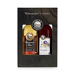 Lyme Bay - Christmas Mead and Mulled Wine Gift Set