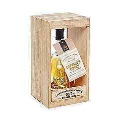 Debenhams - Captain's Tipple' ship in a bottle single malt Scotch whisky - 20cl