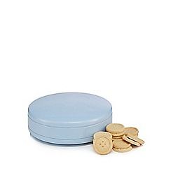 At home with Ashley Thomas - Button Shortbread In A Tin - 250g