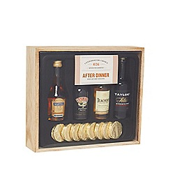 Debenhams - After Dinner' Miniature Spirits and Mint Chocolates Set - 50g