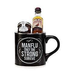 Distilled - Man flu mug with whiskey and honey