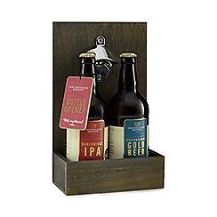 Debenhams - Staffordshire Bottles And Bottle Opener - 1.9kg