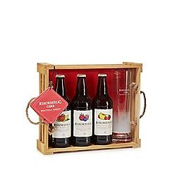 Debenhams - Rekorderlig cider and glass set in a crate - 1500ml