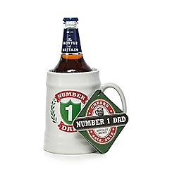Debenhams - Spitfire beer and tankard set