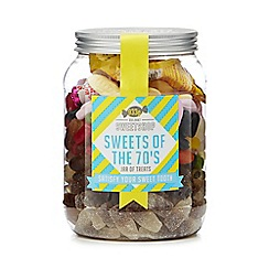 Sweet Shop - 'Sweets of the 70s' sweet jar - 933g