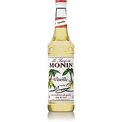 Opies - Monin Vanilla Syrup - 1373g