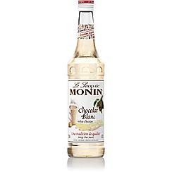 Opies - Monin White Chocolate Syrup - 1373g