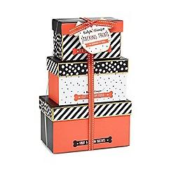 Debenhams - Stacked Box Of Treats - 555g