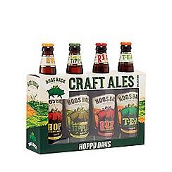Debenhams - Hoppy Days Craft Ales Selection - 3.32kg