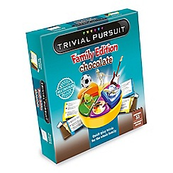 Debenhams - Trivial Pursuit Game With Chocolate Pieces - 154g