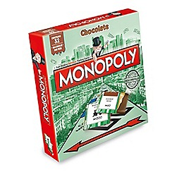 Debenhams - Monopoly Game With Chocolate Pieces - 144g
