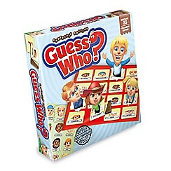 Debenhams - Guess Who Game With Chocolate Pieces - 154g