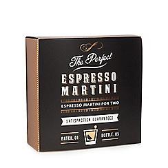 Debenhams - The Perfect Espresso Martini' cocktail set - 100ml