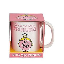 Stocking Fillers - Little Miss Princess mug and hot chocolate set