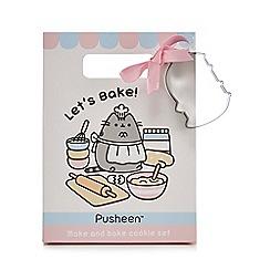 STOCKING FILLERS - Pusheen' make and bake cookie set - 250g