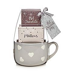 Cosy Friends - Hot chocolate bowl mug - 465g
