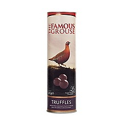 The Famous Grouse - Chocolate Truffles Tube - 320g
