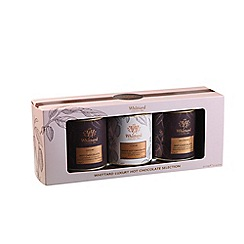 Whittards of Chelsea - Luxury Hot Chocolate Selection - 360g