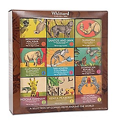 Whittards of Chelsea - Coffees of the World - 594g