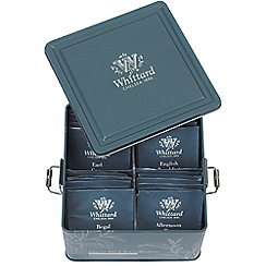 Whittards of Chelsea - Classic Black Tea Collection - 64g