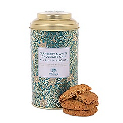 Whittards of Chelsea - Cranberry and White Chocolate Chip All Butter Biscuits - 150g