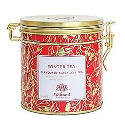 Whittards of Chelsea - Winter Tea Clip Top Tin - 75g